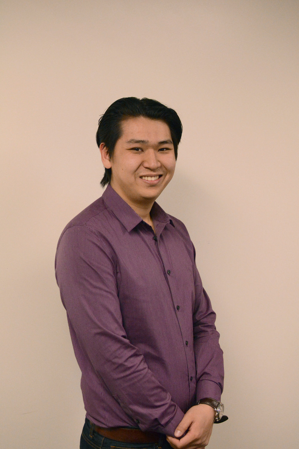 Tony Chen  Director of Finance