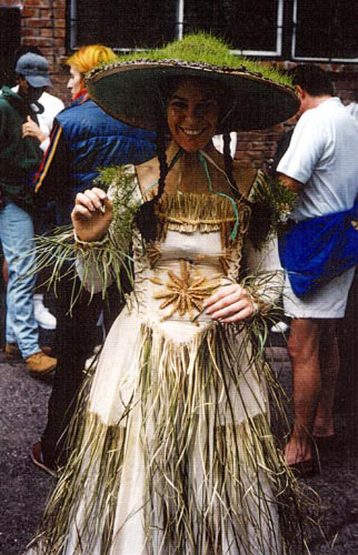 Grass Spirit, Earth Celebrations Spring Pageant
