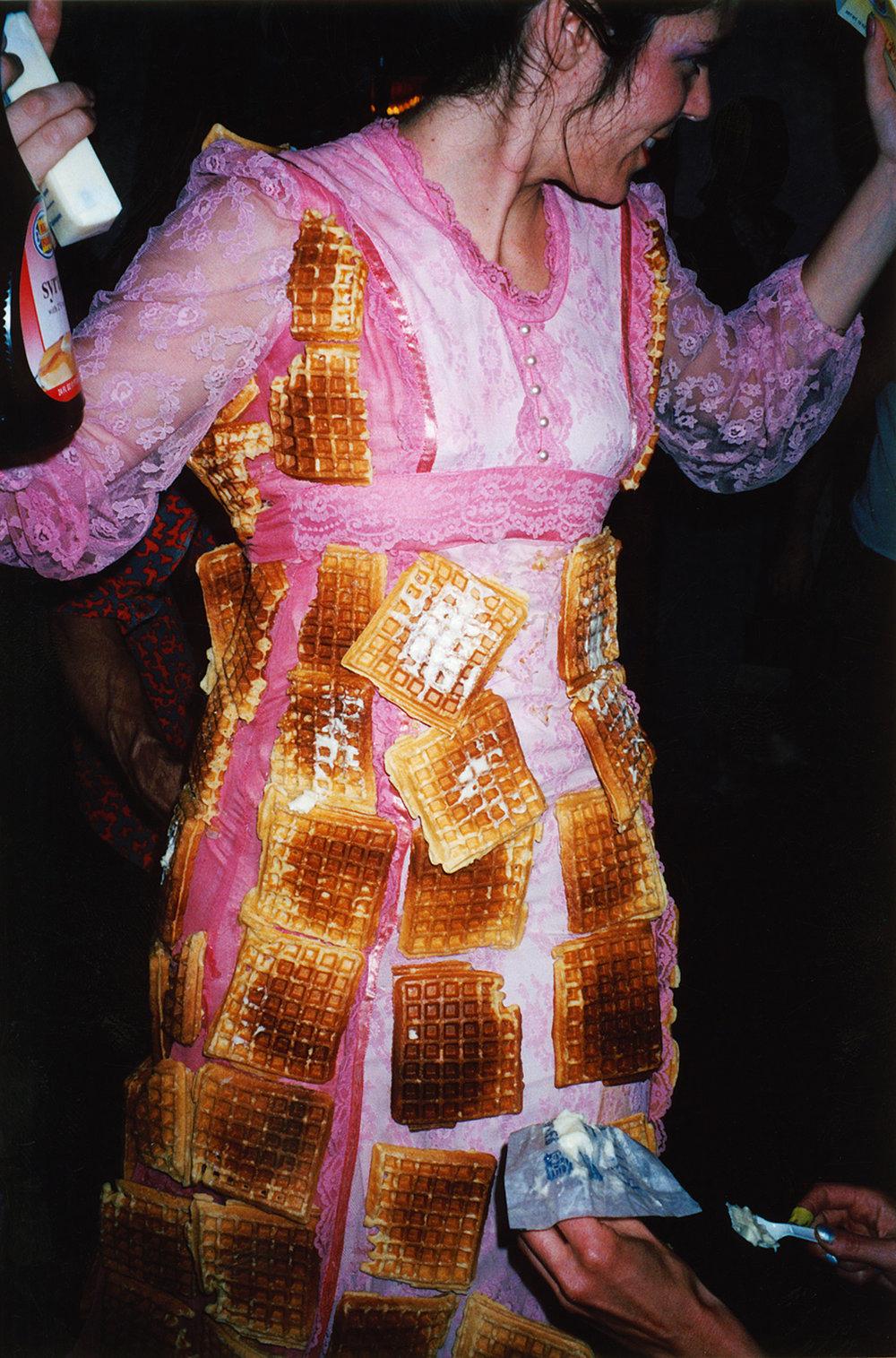 Waffle Dress, Rubulad
