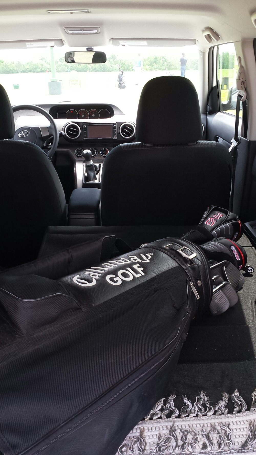 Calloway bag but different clubs