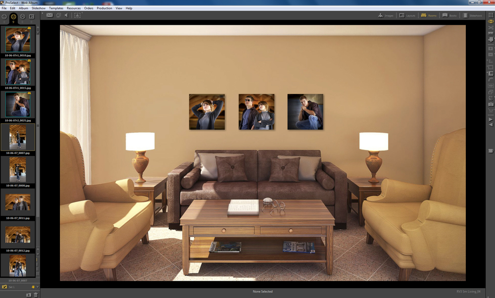 Email or text us a snapshot of your home walls and we will show your images on your walls before you buy!