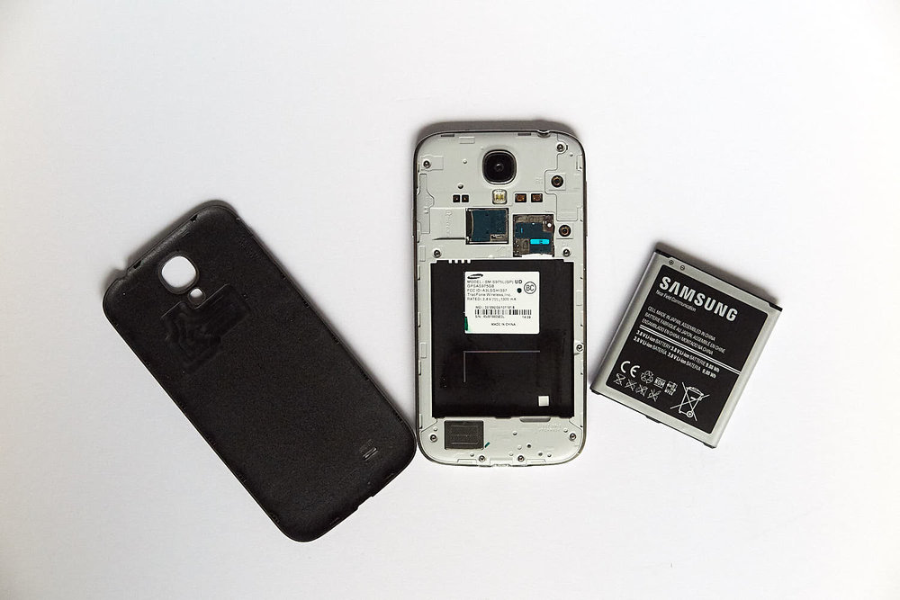 Back in 2015 the S4 phone had an INTERCHANGEABLE battery. Not so for the s7!