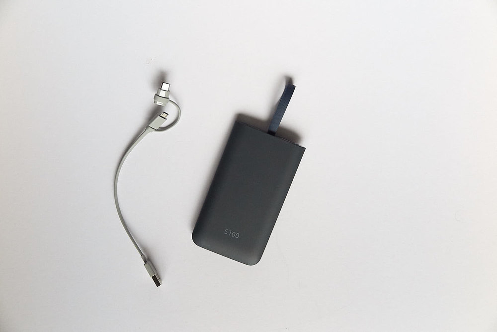 Make sure you get a portable battery pack that is able to do fast charging like this samsung 5100. The cable it came with also helped me to manually update my s7 phones software by allowing me to connect my phone to my computer.