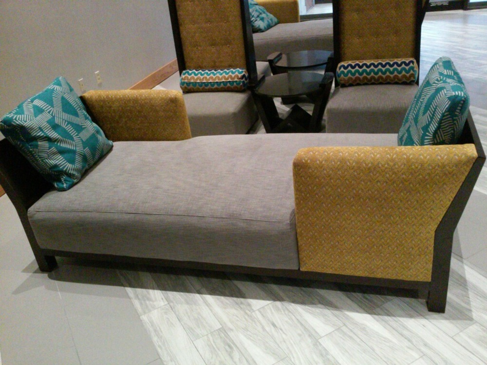 Hotel Lobby furniture