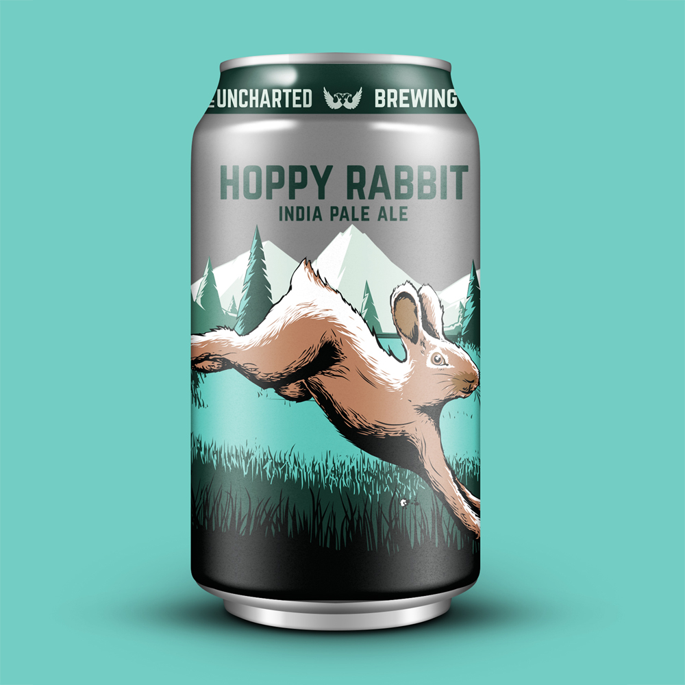 Hoppy Rabbit India Pale Ale