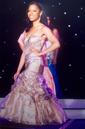 My first pageant back in 2011!