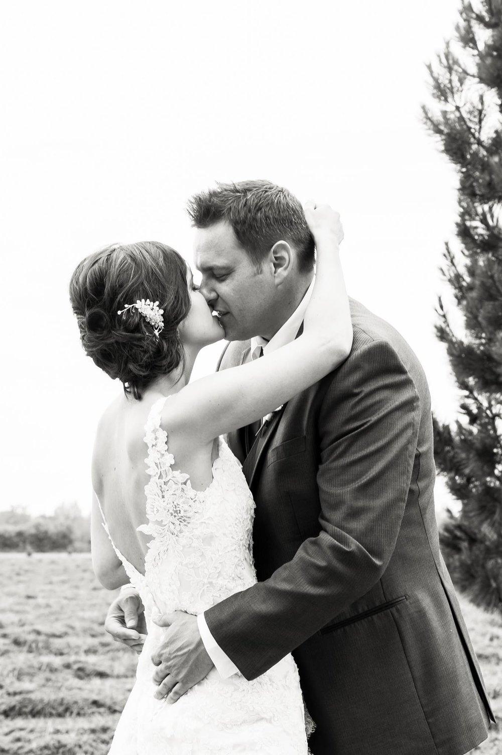 Jamie Scrimgeour - Wedding Picture