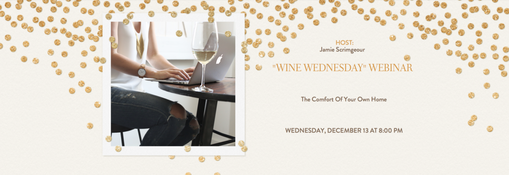 Wine Wednesday - Jamie Scrimgeour