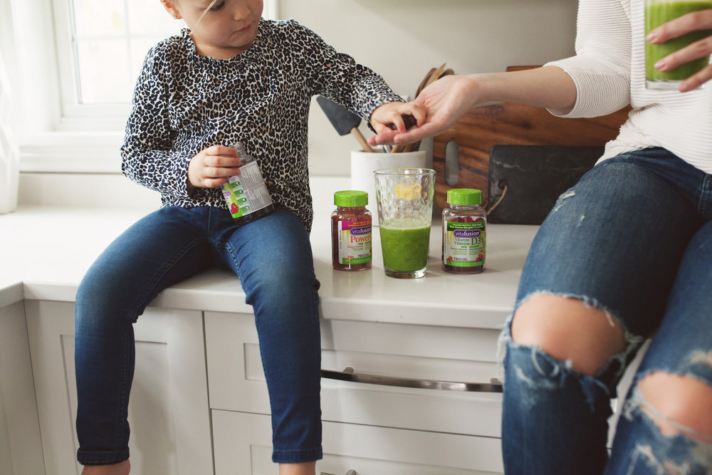 Jamie Scrimgeour - 5 Tips For Maintaining A Healthy & Balanced Diet With Kids 2