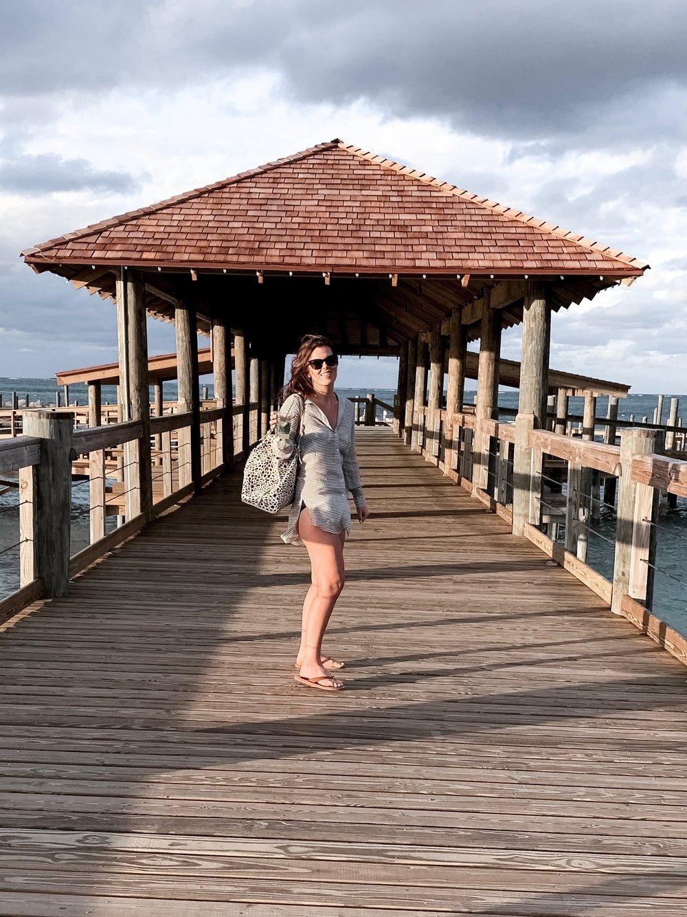 Jamie Scrimgeour - Bahamas