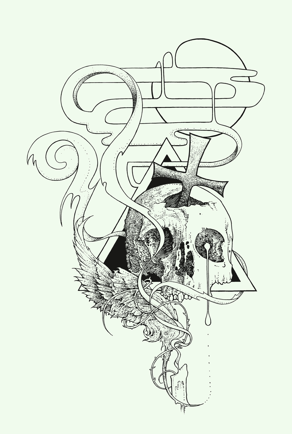 Skull & Cross (2013)