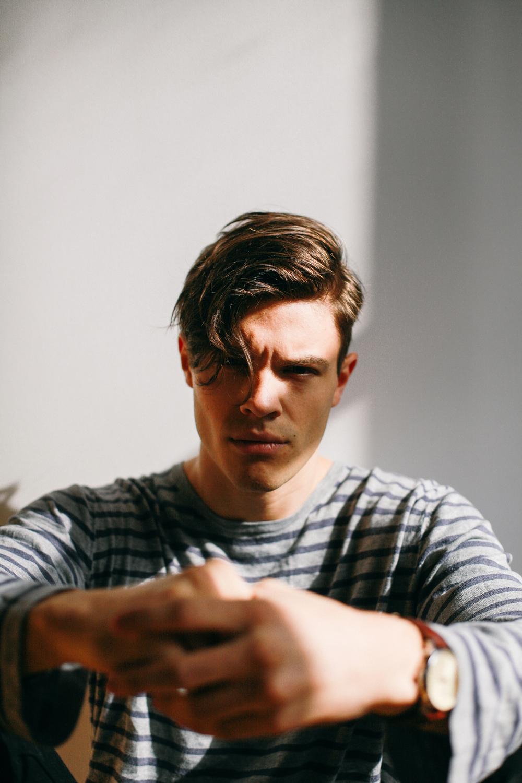 Anthony Donald- Male model - TwentyFive Model Mgmt
