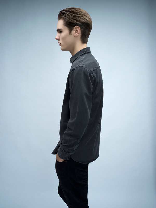 joe g@25 modelmgmt, london bristol,manchester menswear fashion ecom look book