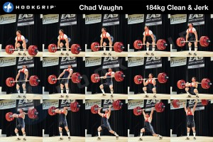 Lift Progression Vaugh