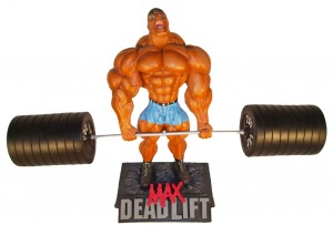 MAX Deadlift