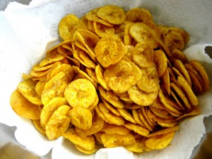 Plantain Chipper