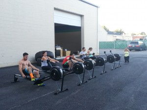 6pm Rowers