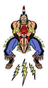 thunder-clap