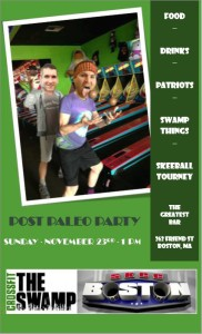 Post Paleo Party