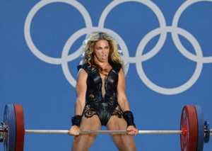 Beyonce Deadlift