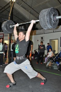 Split Jerk Paddy
