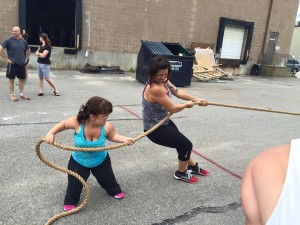 Rope Pull
