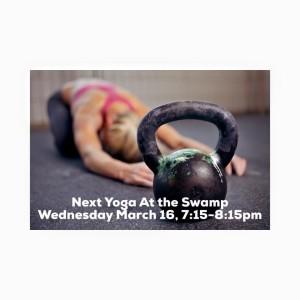 Yoga @ Swamp