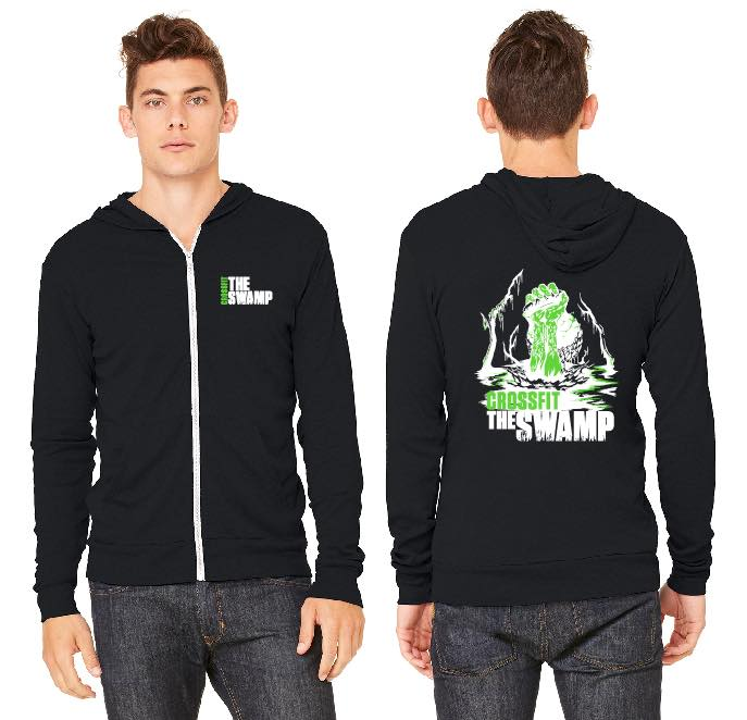 Deadline to order a Black Swamp Hoodie is Sunday April 30th, sign up sheet is at the front desk!