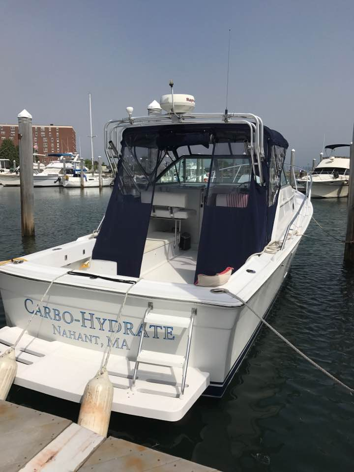 Marc C's boat has a great name!