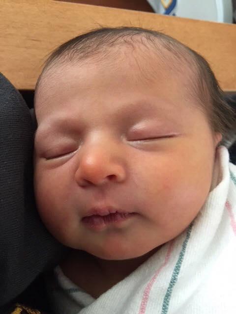 Introducing Mara Louise Depatie....Congrats Depatie Family!!!
