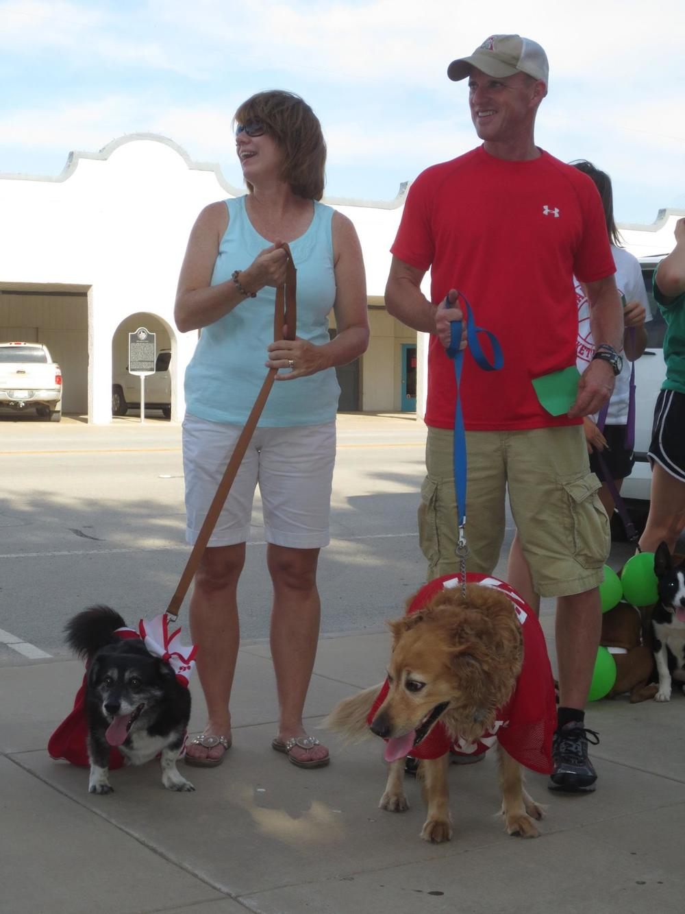 Pet Parade 2014 the Davis's.jpg