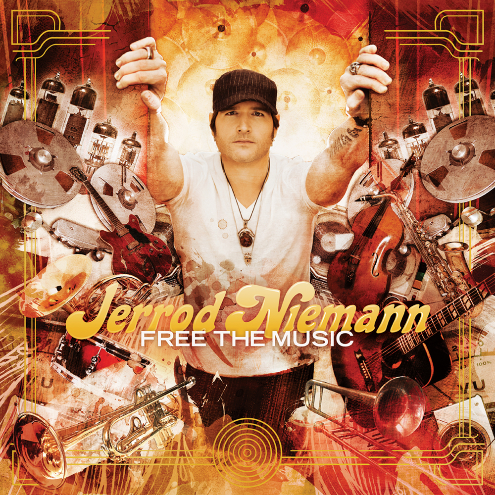 Jerrod Niemann Free The Music