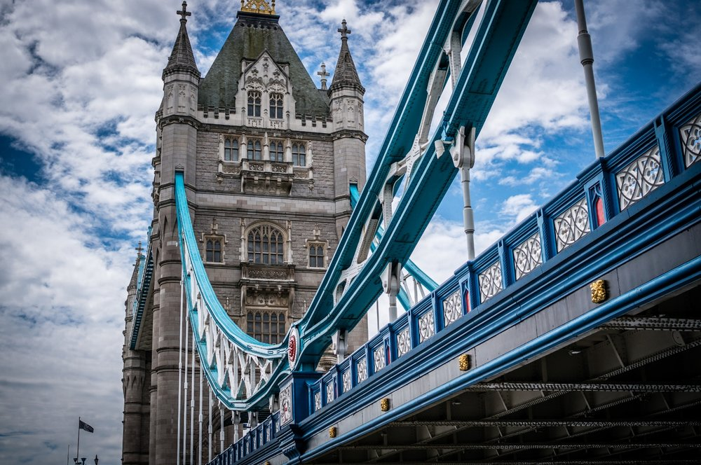 Tower Bridge - London, England
