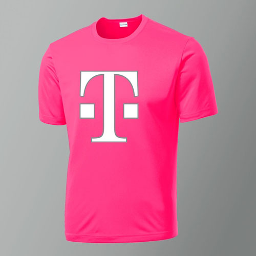 Magenta Core Tee - 10 Points