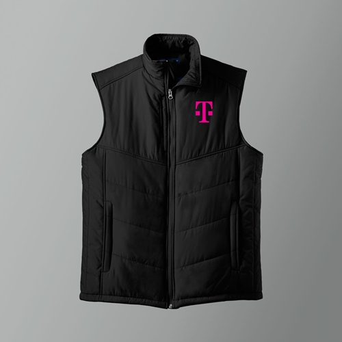 Mens Puffy Vest - 40 Points