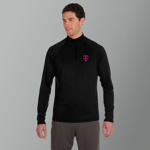 Mens 1/4 zip Pullover - 25 Points