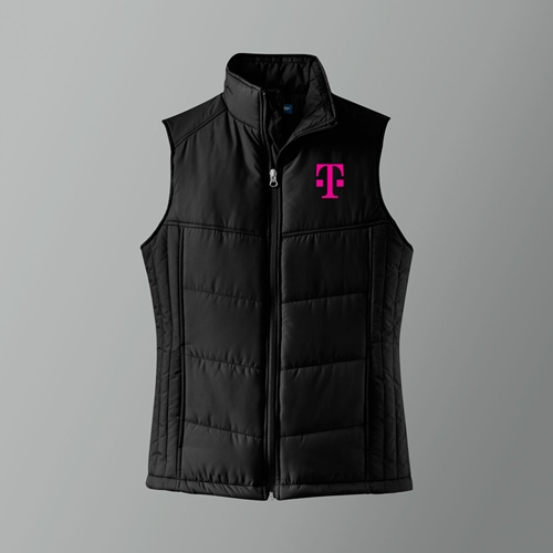 Ladies Puffy Vest - 40 Points