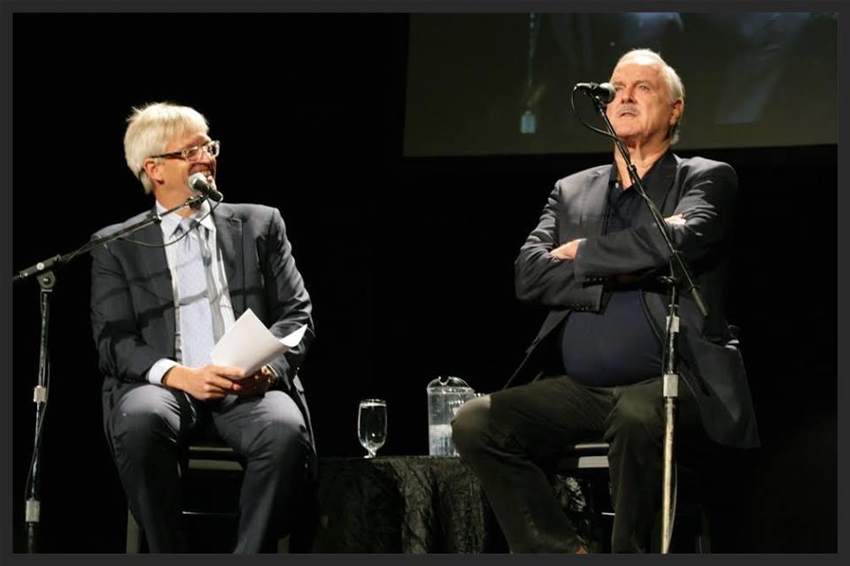 Doug McIntyre & John Cleese