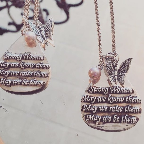 STRONGWOMEN  - JEWELRY COLLECTION