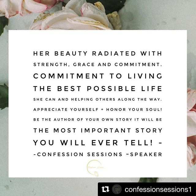 "Our very own @suemorreale will be a featured speaker next month at this amazing event -- @confessionsessions1 -- come out to support women telling their stories + empowering each other through their own journeys ・・・ ""Be the author of your own story. It will be the most important story you will ever tell."" #Sept21st2018 #motivationalspeakers #youarenotalone #vulnerability #strength #hellosunshine #talkshow #mindset #charityevent #mentalhealthawareness #cancerawareness #shinethelight #lovelessons #lifewithlove #storiesfromwithin"