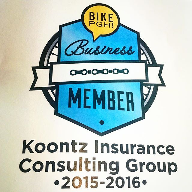 Proud to be associated with @bikepgh !