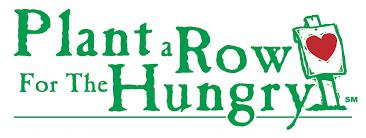 Plant a row logo