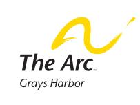 the arc of grays harbor logo