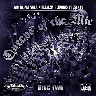 Various Artists  Queens of the Mic    Mixing