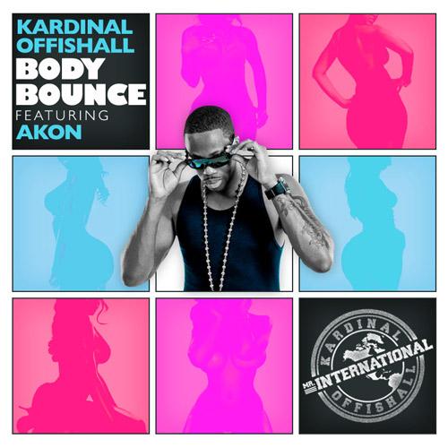 Kardinal Offishall ft. Akon  Body Bounce    Recording, Mixing