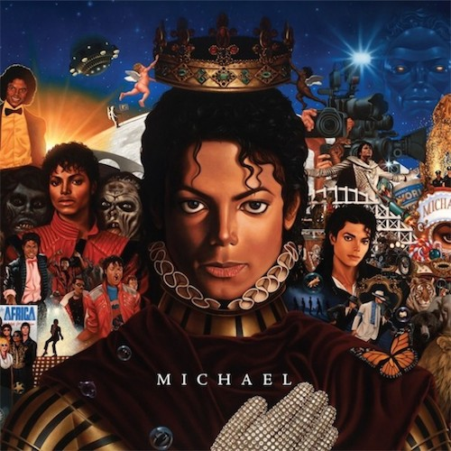 Michael Jackson  Michael    Recording, Vocal Production, Mixing