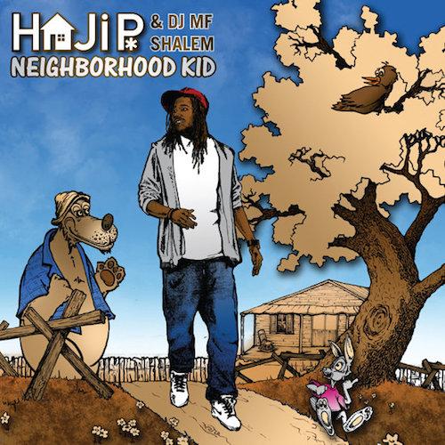 Haji P & DJ MF Shalem  Neighborhood Kid    Mixing