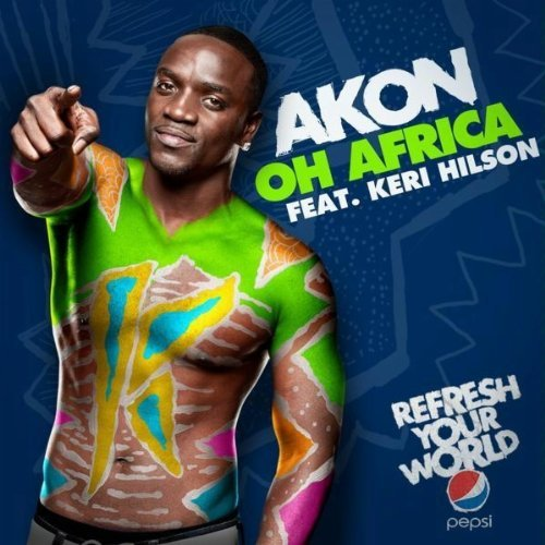 Akon ft. Keri Hilson  Oh Africa (World Cup Theme)    Recording, Vocal Production, Mixing