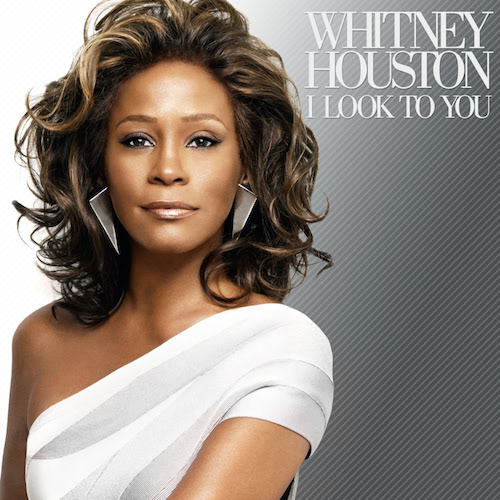 Whitney Houston  I Look To You    Recording