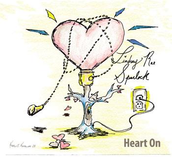 Lindsey Rae Spurlock  Heart On    Recording